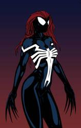 Venom/Mary Jane by edCOM02