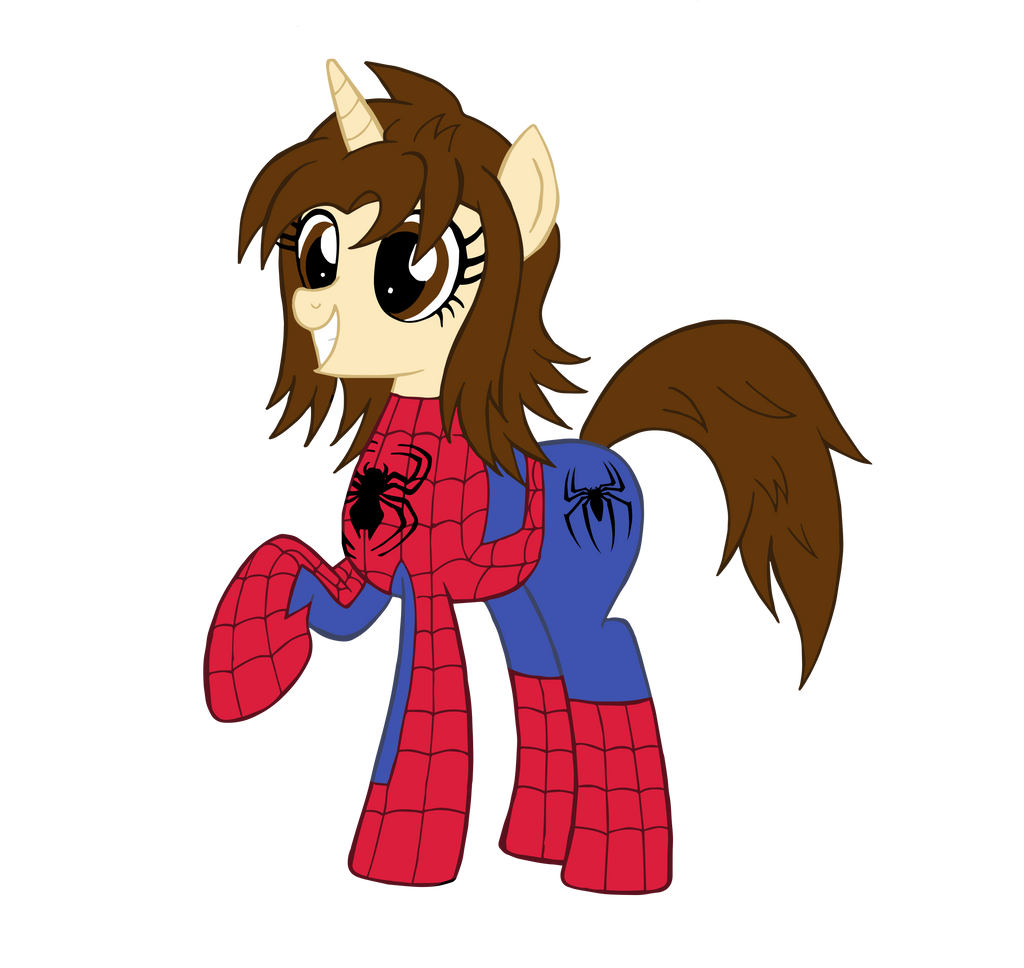 Spider-Mare By EdCOM02 On DeviantArt