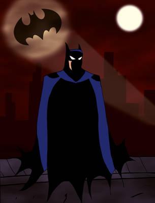 Batman TAS by edCOM02
