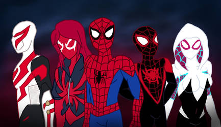 The Web Warriors by edCOM02