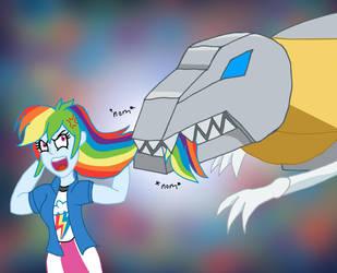 Me Grimlock Like Skittles! by edCOM02