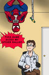 AVGN - THIS GAME SUCKS MY SPIDER BALLS!!! by edCOM02