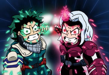 MHA:DOFP - Two For All by edCOM02