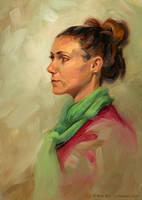 Nina by robrey