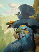 Eagle Tribe by robrey