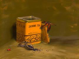 Jasmine Tea by robrey
