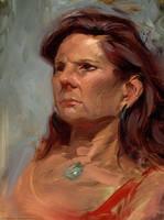 Julie by robrey