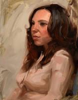 Jessica by robrey