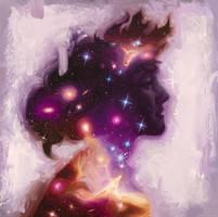 Stardust Gazing Back by robrey