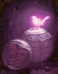 Bioluminescence II by robrey