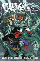 Rat Queens TPB 2 Cover by johnnyrocwell