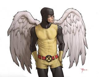 Angel by johnnyrocwell