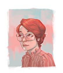 Barb by johnnyrocwell
