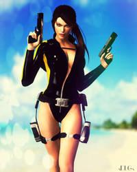 Lara WetSuit by xDLGx
