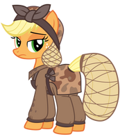 Crystal War AJ by cheezedoodle96