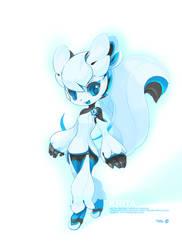 The Krita Mascot by TysonTan