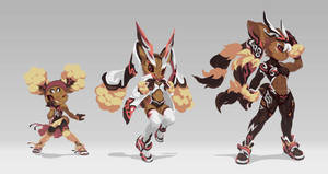 EVOLUTION! by TysonTan