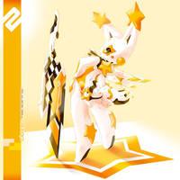 SYNC: Clover the Rabbit by TysonTan