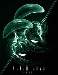 Alien love by Ni66le