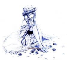 sketch Lady Ciel by Detoreik