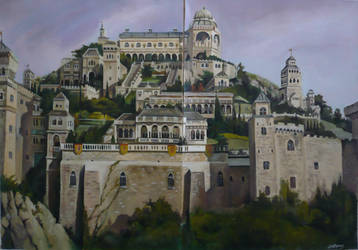 Cair Paravel by Power-and-Chaos