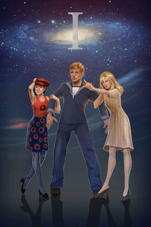 Doctor Who companions - III by Power-and-Chaos