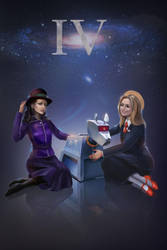 Doctor Who Companions - VIII by Power-and-Chaos