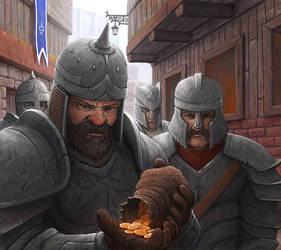 Mercenaries by rasty690
