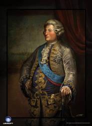 Assassin's Creed Unity King Louis XVI by Okmer