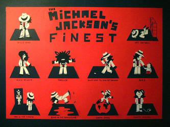 Michael Jackson's Finest by Kubi-Wan