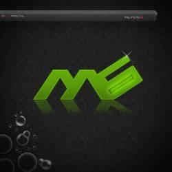 MegaSoft logo by R-Clandestin