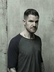 Andy Hurley promo 2013 by R-Clandestin