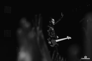 Fall Out Boy in Moscow #11 by R-Clandestin