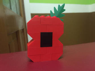 LEGO Poppy by Billopo