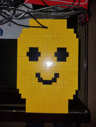 LEGO Fig Head by Billopo