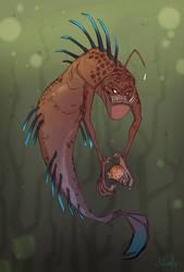 MerMay Angler by doingwell