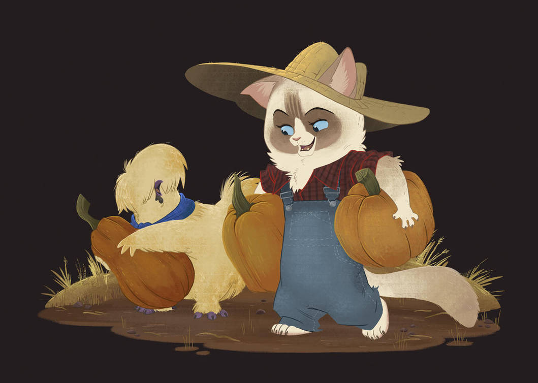 Fall Harvest by doingwell