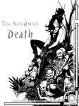 Sandman-Death by BRAINandFAT