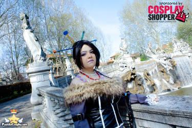 Lulu from Final Fantasy X by PuchikoCosplay