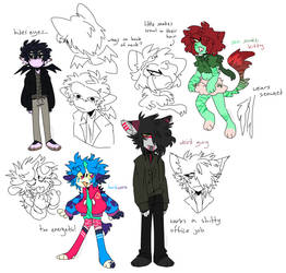 epic gamer adopts (0/4) by umiroo