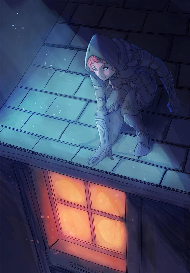 Saboteur by Crimson-spirit