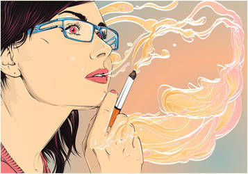 Smoking Colors by Rockfield