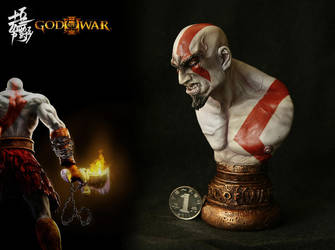 god of war by zzytudou