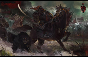 Mongol by zzytudou