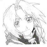 -x Edward Elric x- by Catherine2610