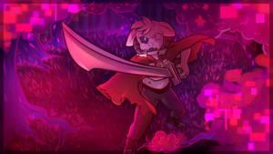 [commission] Delta Rune Wick oc by En-RainDst