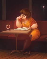Abandoned Velma by ancalinar