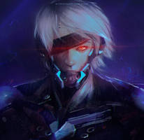 Raiden by OliaPanina