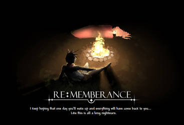 RE:membrance by TheDoodleOnThePage