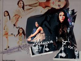 Megan Fox by sila91